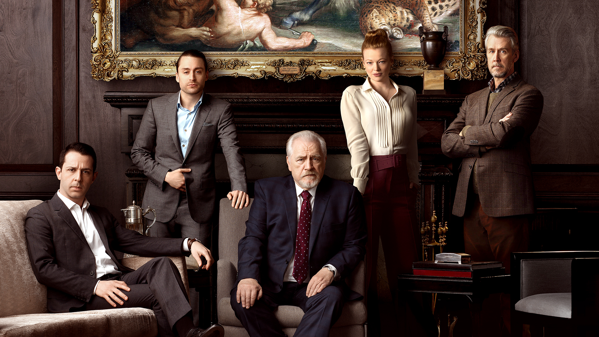 "Series: reseña de ""Succession"", de Jesse Armstrong (HBO)"