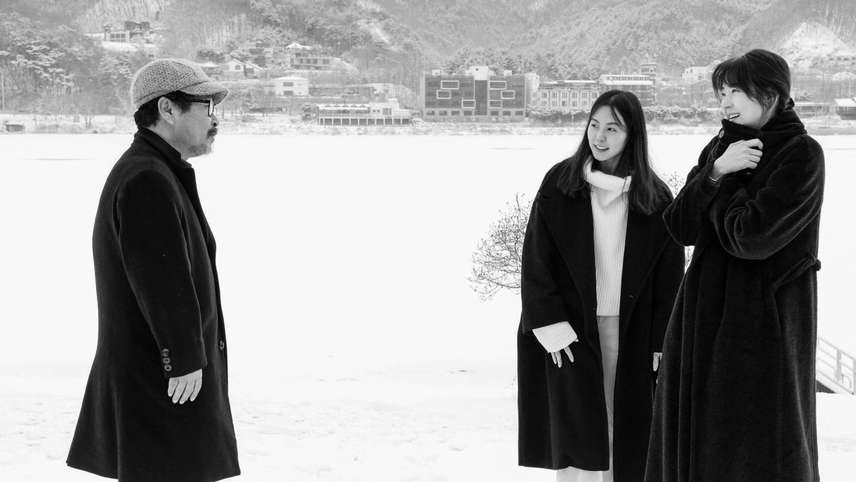 Festivales: crítica de «Hotel by the River», de Hong Sangsoo (Locarno)
