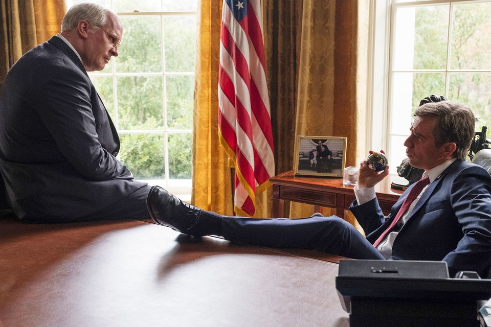 """Estrenos: crítica de """"El vicepresidente: más allá del poder"""", de Adam McKay"""