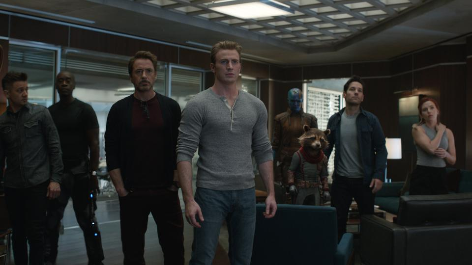 Estrenos: crítica de «Avengers: Endgame», de Anthony y Joe Russo