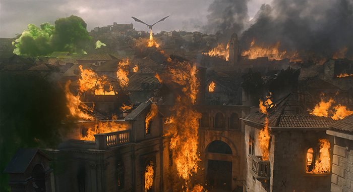 Streaming: crítica de «Game of Thrones: The Bells»
