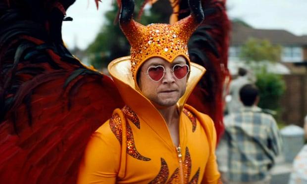 "Cannes 2019: crítica de ""Rocketman"", de Dexter Fletcher"