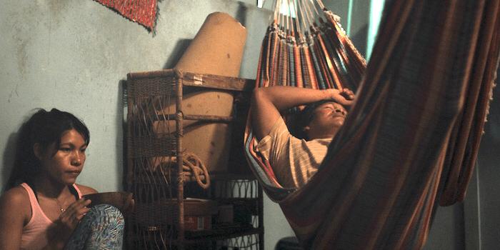 """Festivales: crítica de """"A febre"""", de Maya Da-rin (Biarritz/Pingyao)"""