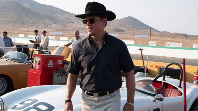 Ford Ferrari Damon