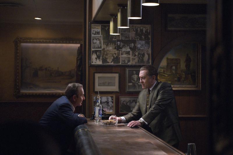 "Estrenos/Streaming: crítica de ""El irlandés"", de Martin Scorsese"
