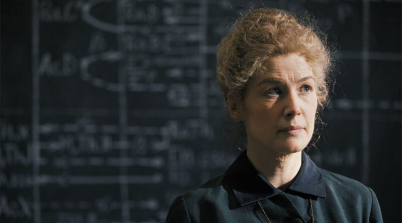 Estrenos online: crítica de «Madame Curie», de Marjane Satrapi (Netflix)