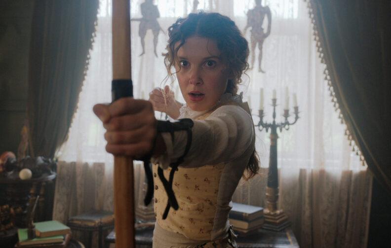 Estrenos online: crítica de «Enola Holmes», de Harry Bradbeer (Netflix)