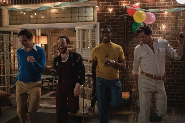 Estrenos online: crítica de «Los chicos de la banda», de Joe Mantello (Netflix)