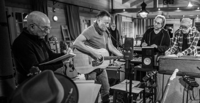 Estrenos online: crítica de «Bruce Springsteen's Letter to You», de Thom Zimmy (Apple TV)