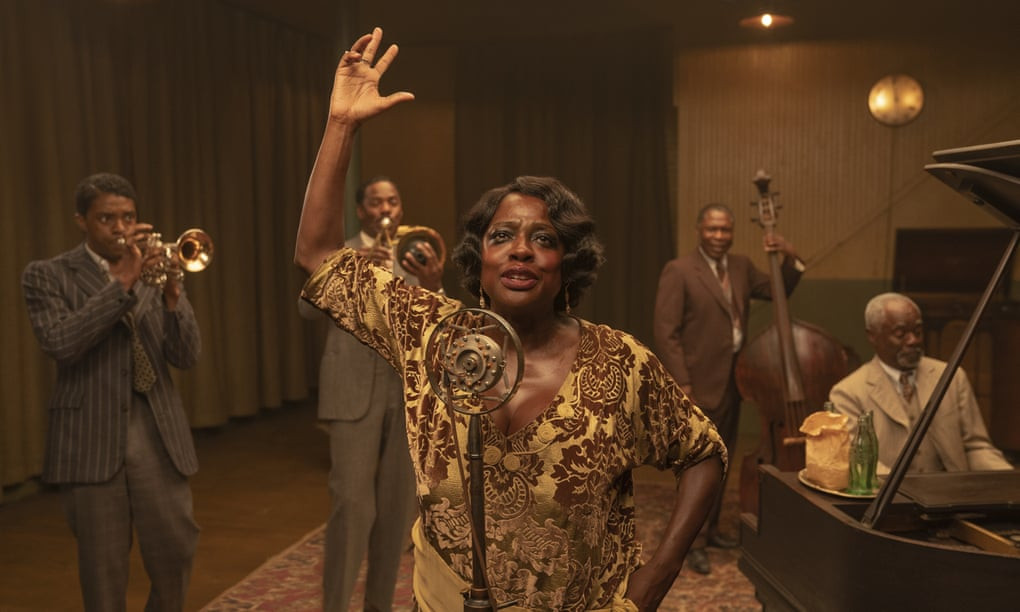 Estrenos online: crítica de «La madre del blues», de George C. Wolfe (Netflix)