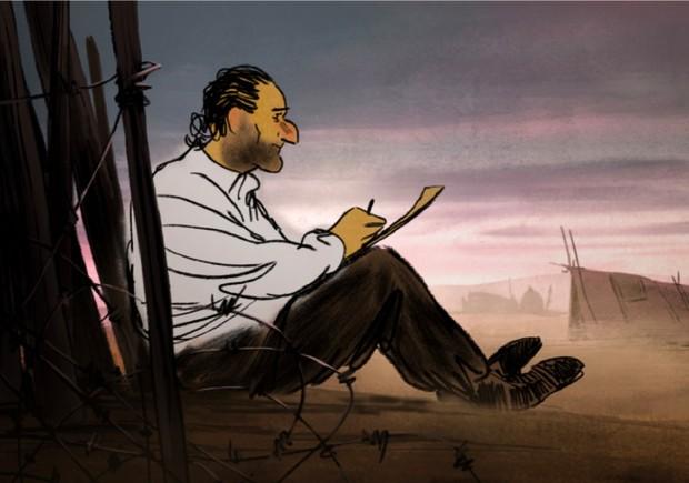 Festivales/Estrenos online: crítica de «Josep», de Aurel (varias plataformas)