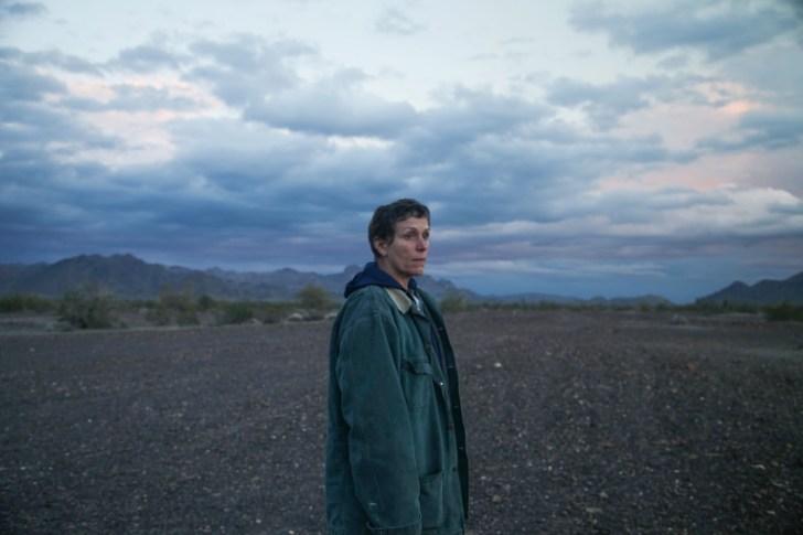 Estrenos: crítica de «Nomadland», de Chloé Zhao