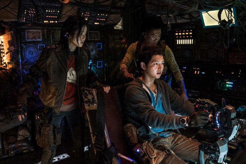 Estrenos online: crítica de «Space Sweepers»/»Barrenderos espaciales», de Jo Sung-hee (Netflix)