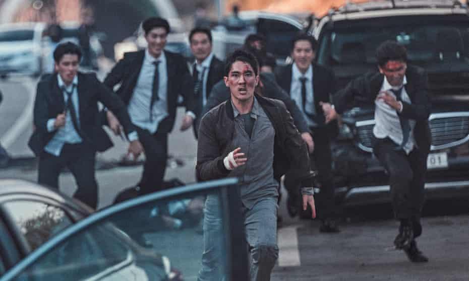 Estrenos online: crítica de «Noche en el paraíso», de Park Hoon-jung (Netflix)