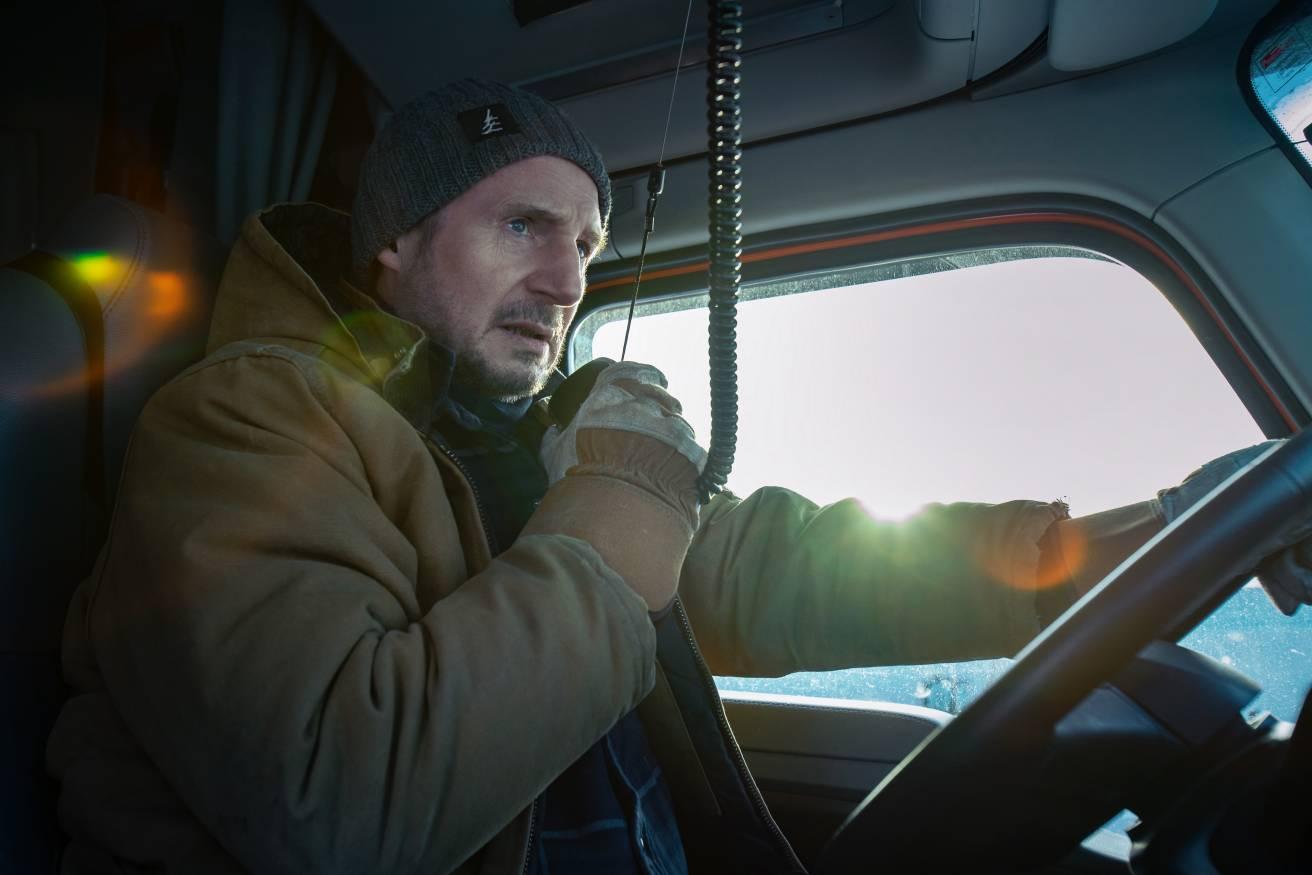 """Estrenos: crítica de """"The Ice Road"""", de Jonathan Hensleigh"""