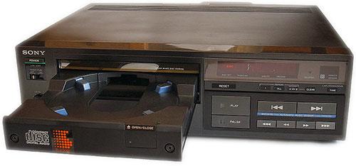 Sony CDP-101 por Atreyu