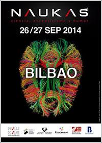 Cartel Naukas Bilbao 2014