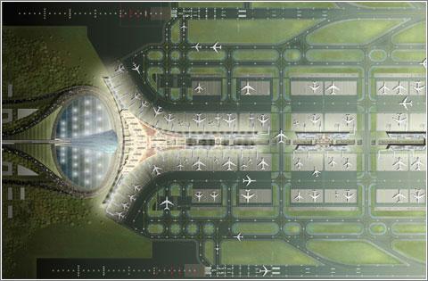 Aeropuerto de Pek�n 2