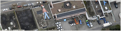 Dónde está Wally, en Google Earth