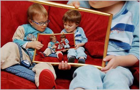 Escherizing the Kids, Foto (cc) Seb Przd