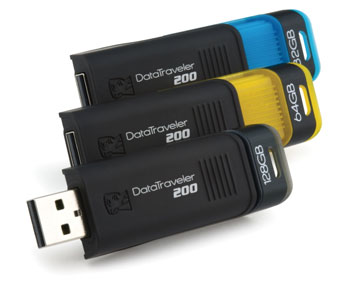 Kingston Datatraveler 128 GB