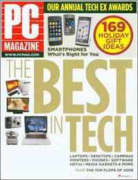 Portada de PC Magazine