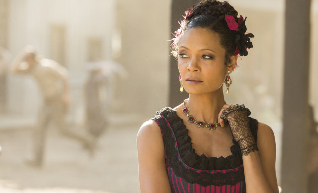 Thandie newton maeve hbo westworld