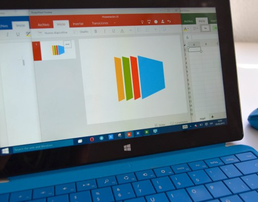 Office Mobile en Windows 10