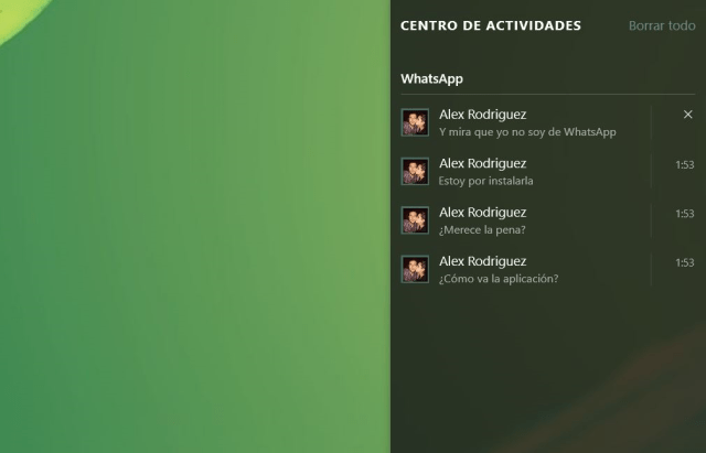 WhatsApp llega a Windows