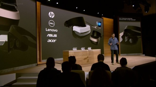 Windows Holographic y los partners