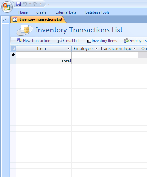 Download and create your own document with software application inventory template (217kb | 19 page(s)) for free. Free Stock Inventory Template Inventory Database Templates Ms Access Templates