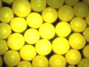 Microsphere Materials - Solid Polymer Spheres