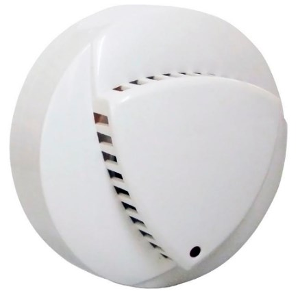 Photoelectric Smoke and Heat Detector