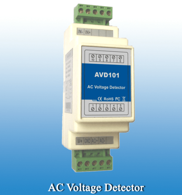 Single-phase Voltage Dry Contact Transducer