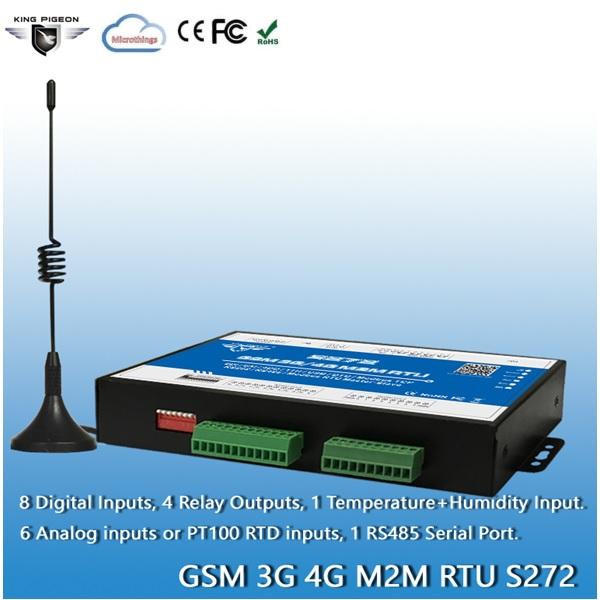 Cellular GSM IoT Remote Terminal Unit S272