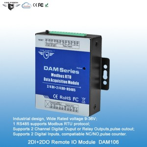2DI+2DO Remote Data Acquisition Module