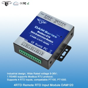 4RTD Remote Data Acquisition Module