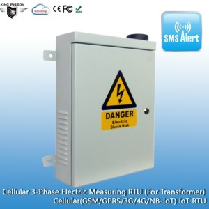 Cellular 3-Phase Electricity Measuring RTU