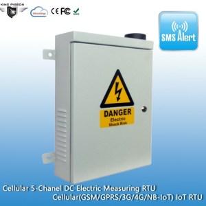 Cellular 5-CH DC Power Measuring RTU