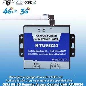 GSM Gate Opener RTU5024