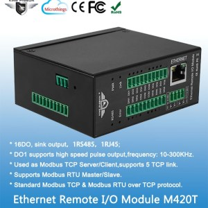Ethernet Digital Output Module (16DO)