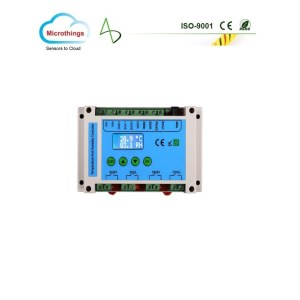 Greenhouse Temperature and Humidity Controller