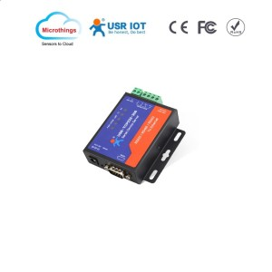 Serial RS232 RS485 RS422 to Ethernet Converter