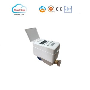 Smart Water Meter GPRS Version
