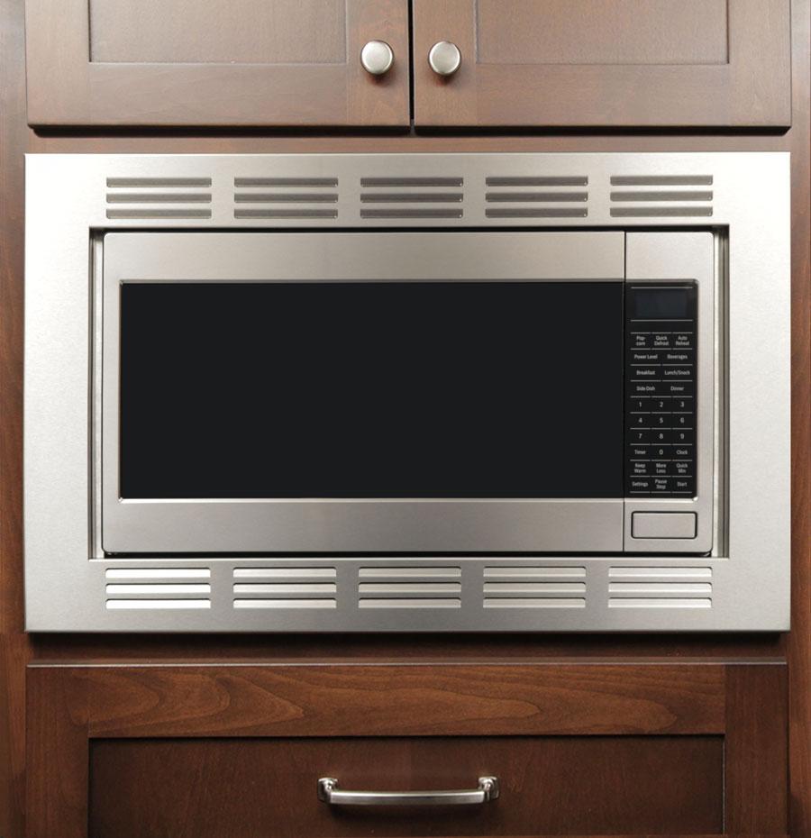 microwave trim kits micro trim