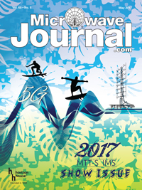 Microwave Journal - May 2017