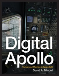 Digital Apollo book covers the computer technology of the Apollo space missions