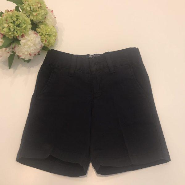 pantalon corto azul marino