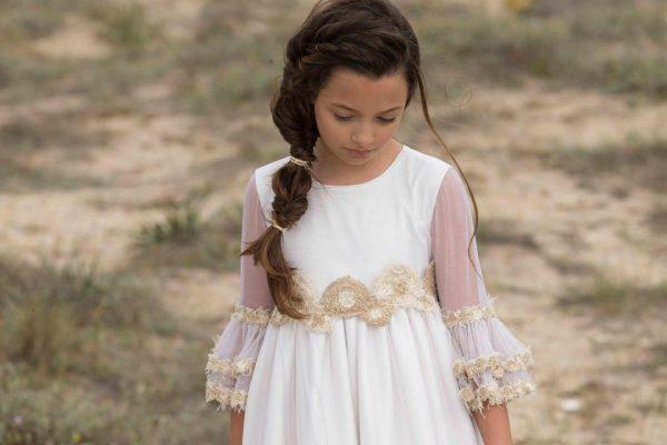 vestido comunion bella bimba