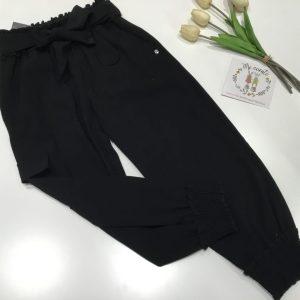 pantalones niña sarabanda jogging puño en tobillo